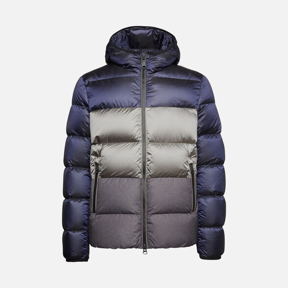 DOWN JACKETS MAN GEOX KASPAR MAN - 1