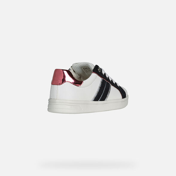 SNEAKERS GIRL GEOX DJROCK GIRL - 5