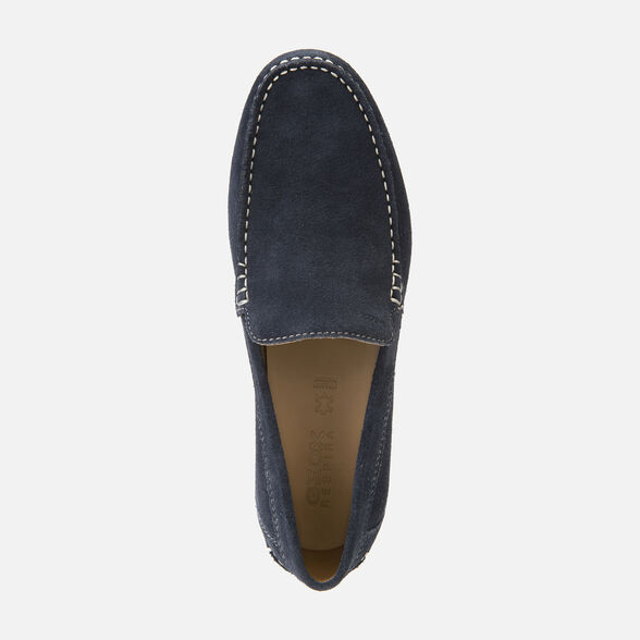 MAN LOAFERS GEOX SIRON MAN - 6