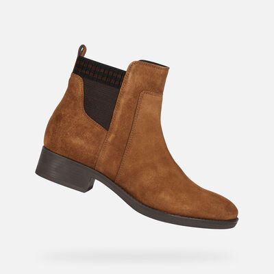 ANKLE BOOTS WOMAN GEOX FELICITY WOMAN