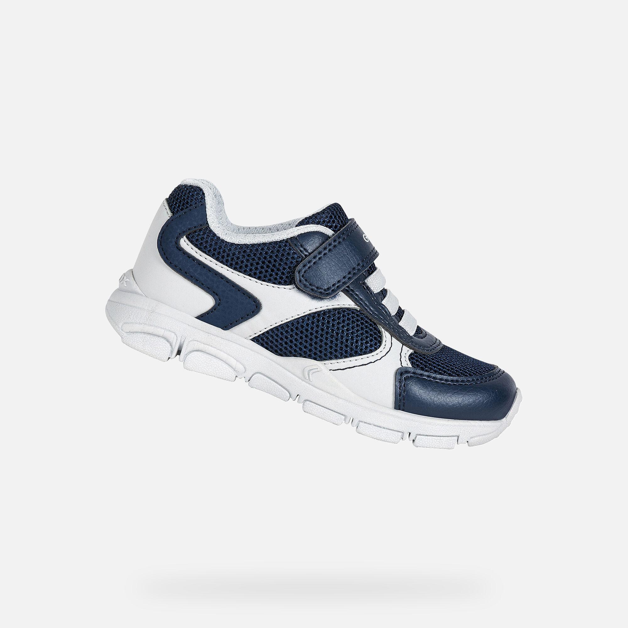 Geox TORQUE Bambino: Sneakers Blu navy | Geox ® SS 20