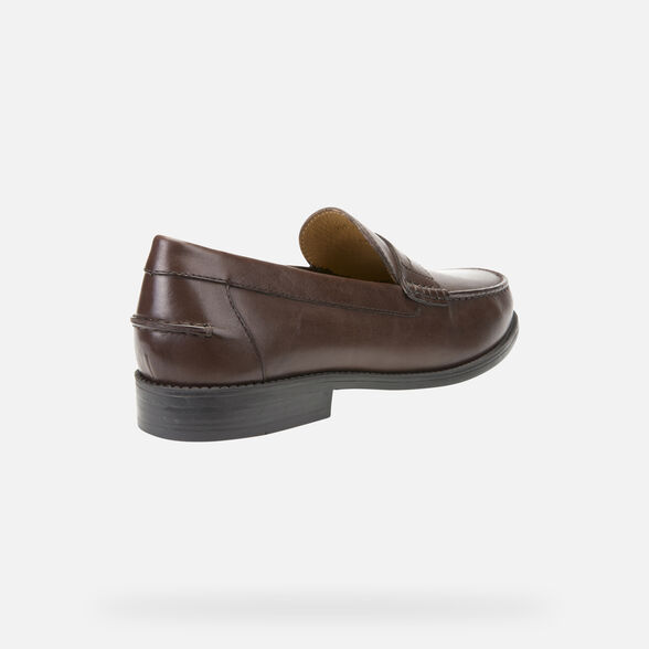 HOMME MOCASSINS GEOX NEW DAMON HOMME - 5