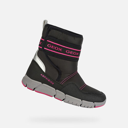 BOTTINES FLEXYPER ABX FILLE