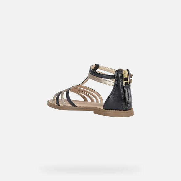 GIRL SANDALS GEOX KARLY GIRL - 4