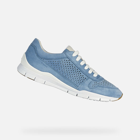 WOMAN SNEAKERS GEOX SUKIE WOMAN - 1