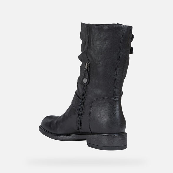 WOMAN ANKLE BOOTS GEOX CATRIA WOMAN - 4