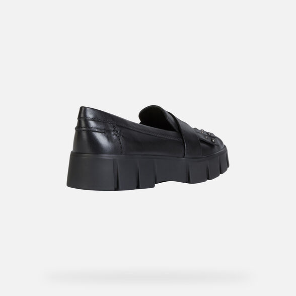 LOAFERS WOMAN GEOX GHOULA WOMAN - 5