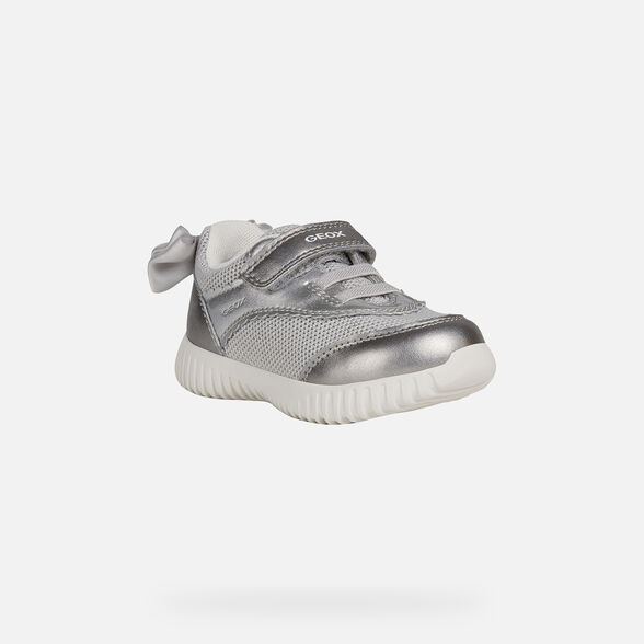 BABY SNEAKERS GEOX WAVINESS BABY GIRL - 3