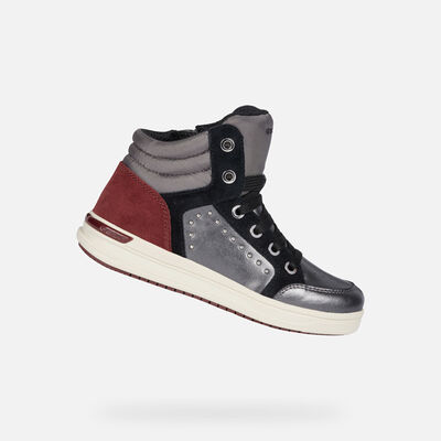 HIGH TOP GIRL GEOX AVEUP GIRL