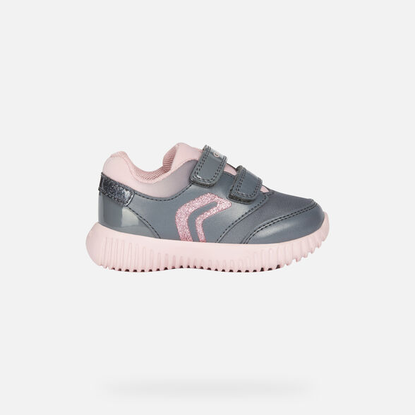 LOW TOP BABY GEOX WAVINESS BABY GIRL - 2