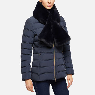 DOWN JACKETS WOMAN GEOX ELISKA WOMAN