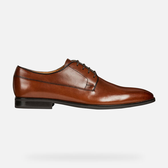 FORMAL SHOES MAN GEOX NEW LIFE MAN - 3