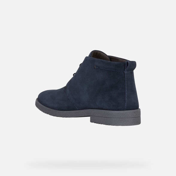 CASUAL SHOES MAN GEOX BRANDLED MAN - 4