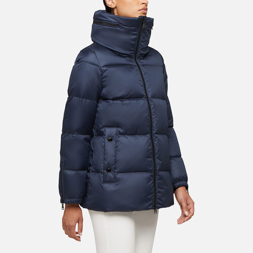 DOWN JACKETS WOMAN GEOX CAMEI WOMAN - null