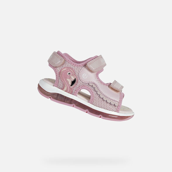 LIGHT-UP SHOES BABY GEOX TODO BABY GIRL - 1