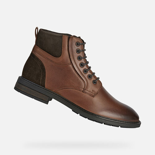 BOTTES HOMME GEOX VIGGIANO HOMME - null