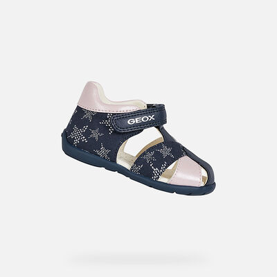 FIRST STEPS BABY GEOX ELTHAN BABY GIRL