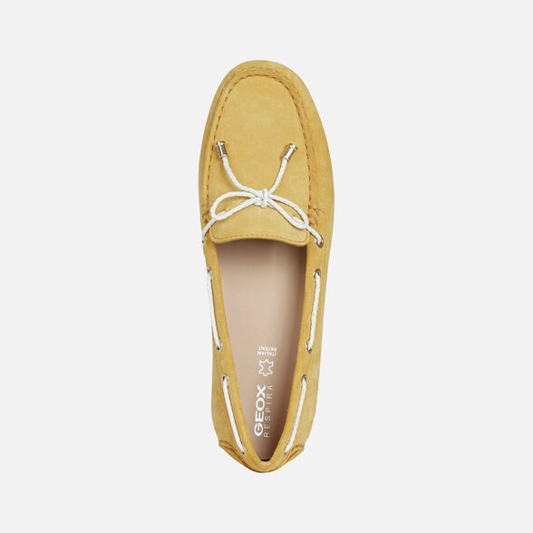 WOMAN LOAFERS GEOX LEELYAN WOMAN - 6