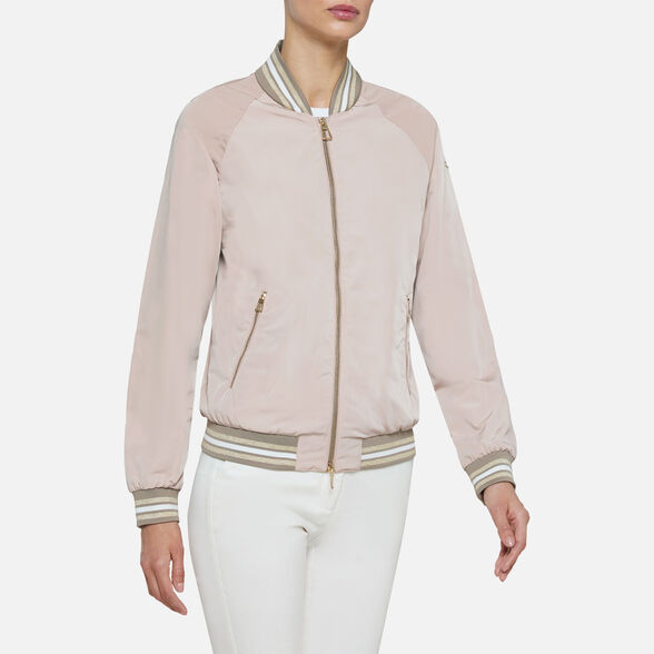 WOMAN JACKETS GEOX TOPAZIO WOMAN - 4
