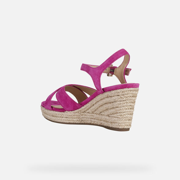 SANDALS WOMAN GEOX SOLEIL WOMAN - 4