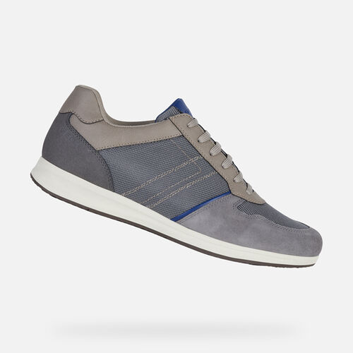 SNEAKERS HOMME GEOX AVERY HOMME - null