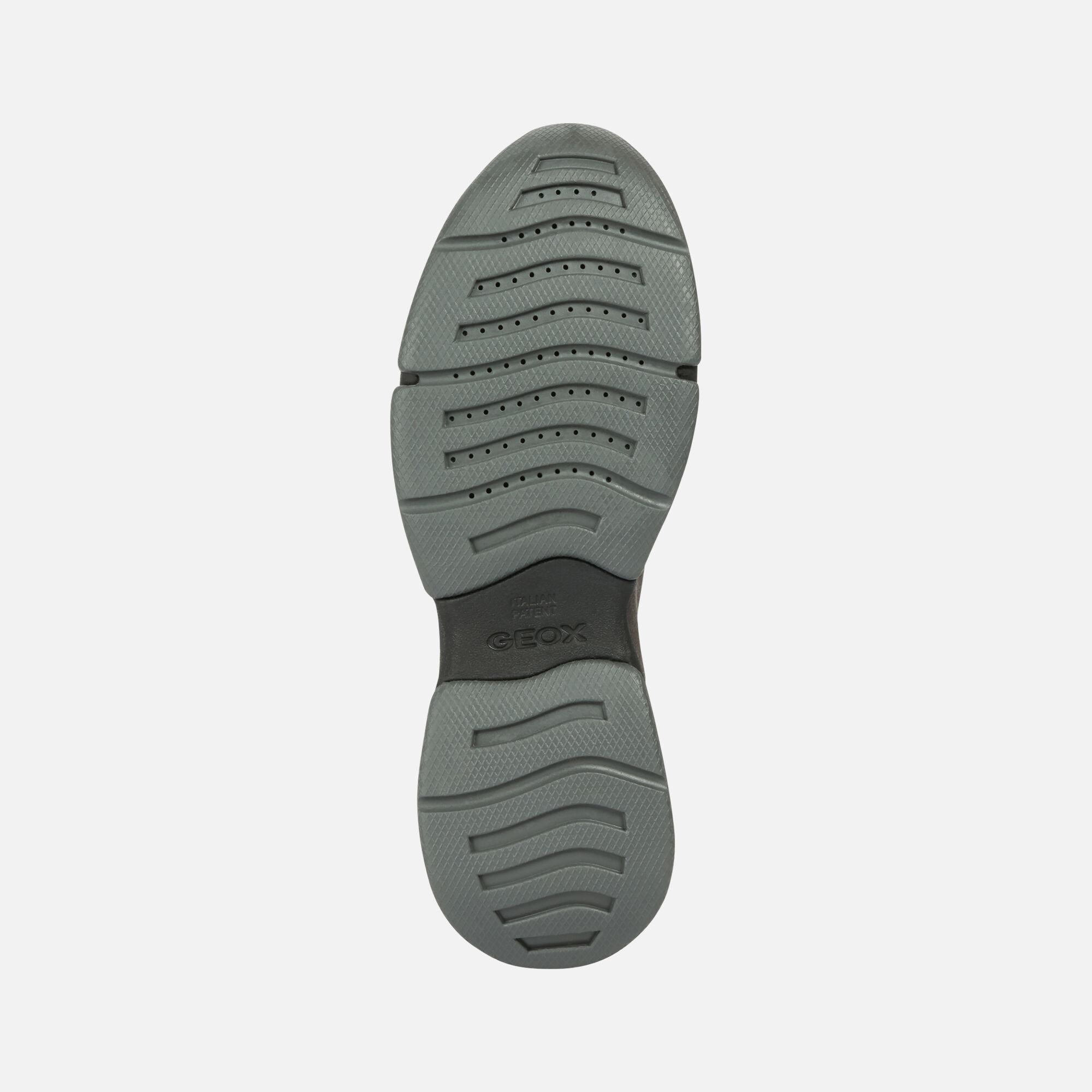 Geox Slip on Chaussures Garçon Gris Achat Vente slip on