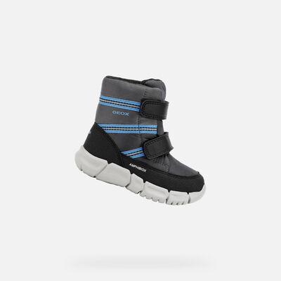 ANKLE BOOTS BABY GEOX FLEXYPER BABY BOY ABX
