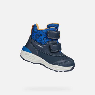 Chaussures pour Garçon   Geox e9de43a61a71