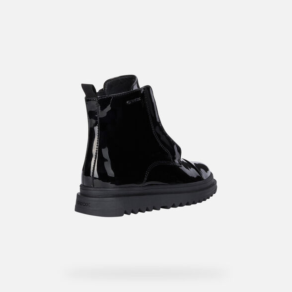 BOTTES MI-MOLLET FILLE GEOX GILLYJAW FILLE - 5