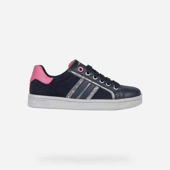 LOW TOP BOY GEOX DJROCK GIRL - 2