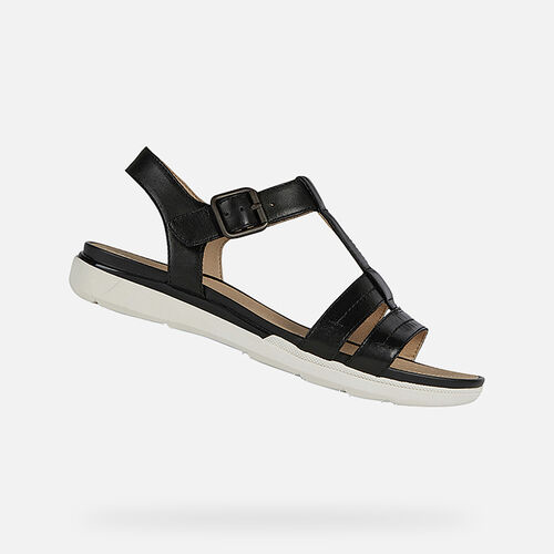 SANDALS WOMAN GEOX HIVER WOMAN - null