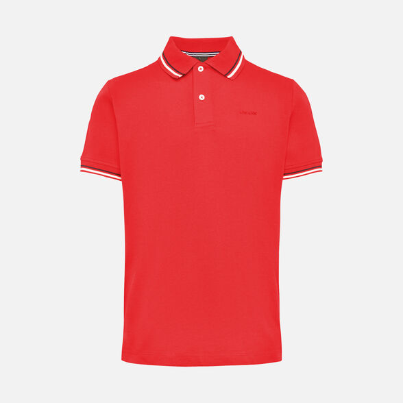 MAN T-SHIRTS GEOX SUSTAINABLE MAN - 1