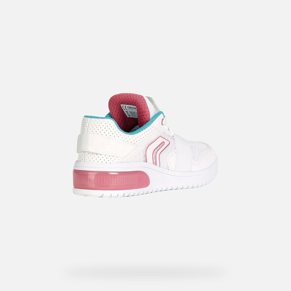 GIRL LIGHT-UP SHOES GEOX XLED GIRL - 5