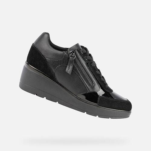 SNEAKERS DONNA GEOX ILDE DONNA - null
