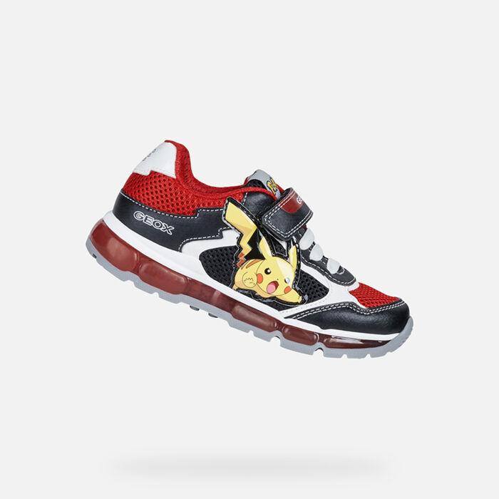 Scarpe Sneakers Scarpe Da BambinoTraspirantiGeox Sneakers E Da E WH2IDE9