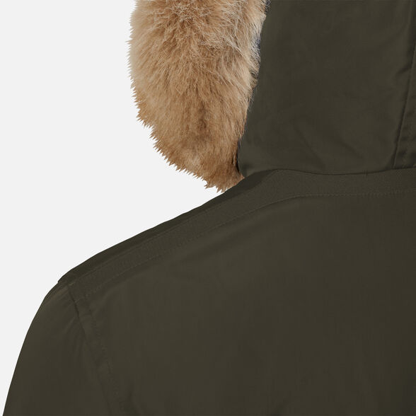 DOWN JACKETS MAN GEOX NORWOLK MAN - 4