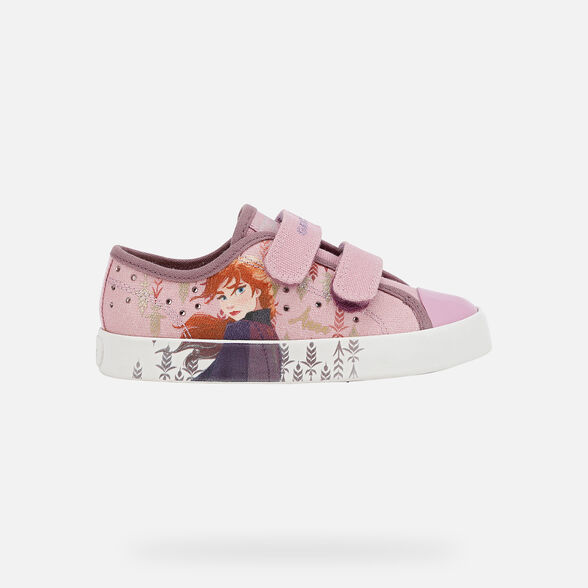 GIRL SNEAKERS GEOX CIAK GIRL - 2