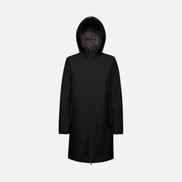 Categoria nascosta per master products Site Catalog GEOX GENDRY WOMAN - BLACK