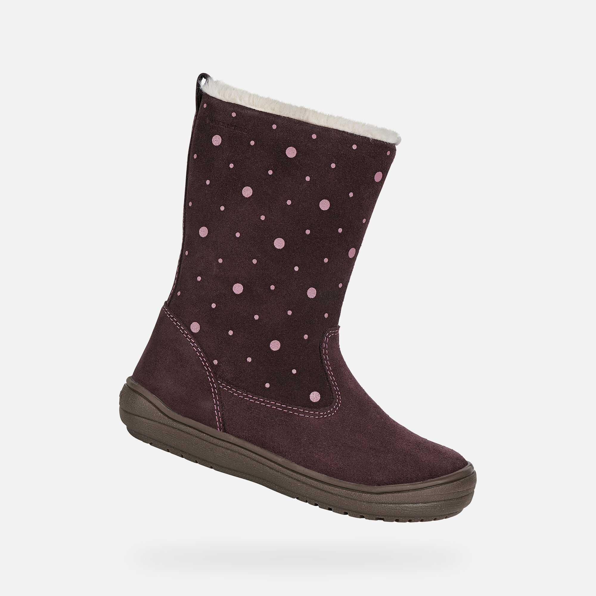 HADRIEL WPF GIRL - BOOTS from girls | Geox