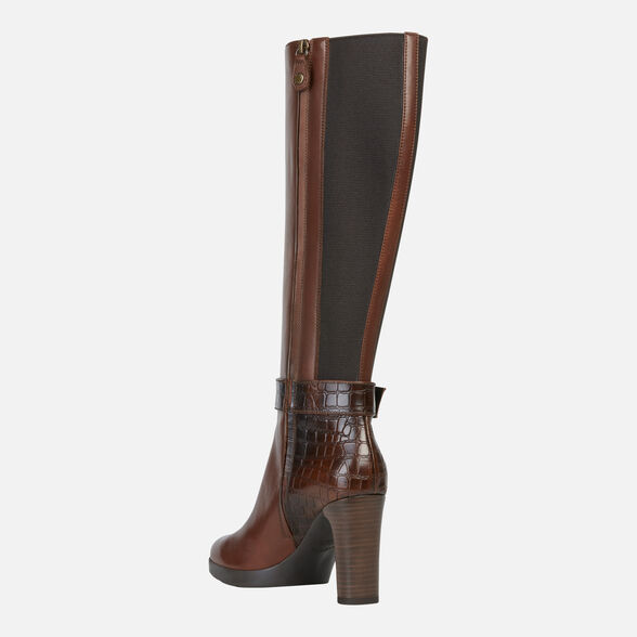 BOOTS WOMAN GEOX ANNYA WOMAN - 3