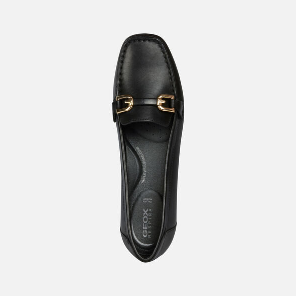 WOMAN LOAFERS GEOX ANNYTAH WOMAN - 6