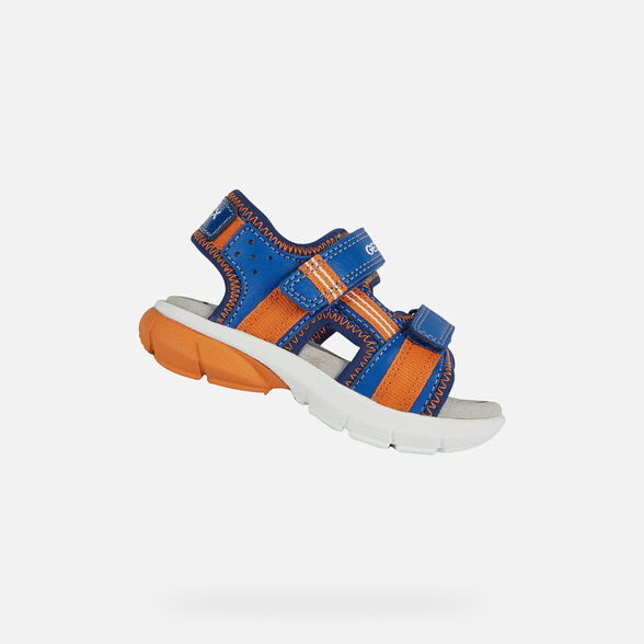 BABY SANDALS GEOX FLEXYPER BABY BOY - 1