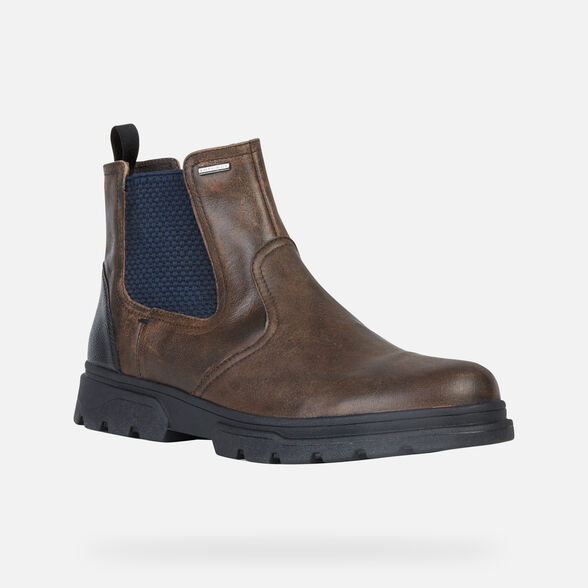 BOTTES HOMME GEOX CLINTFORD ABX HOMME - 3
