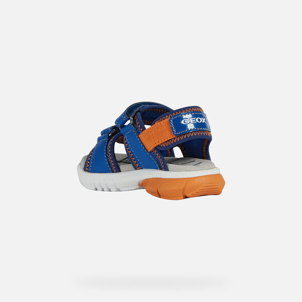 BABY SANDALS GEOX FLEXYPER BABY BOY - 4