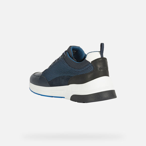 SNEAKERS HOMBRE GEOX ROCKSON ABX HOMBRE - 4