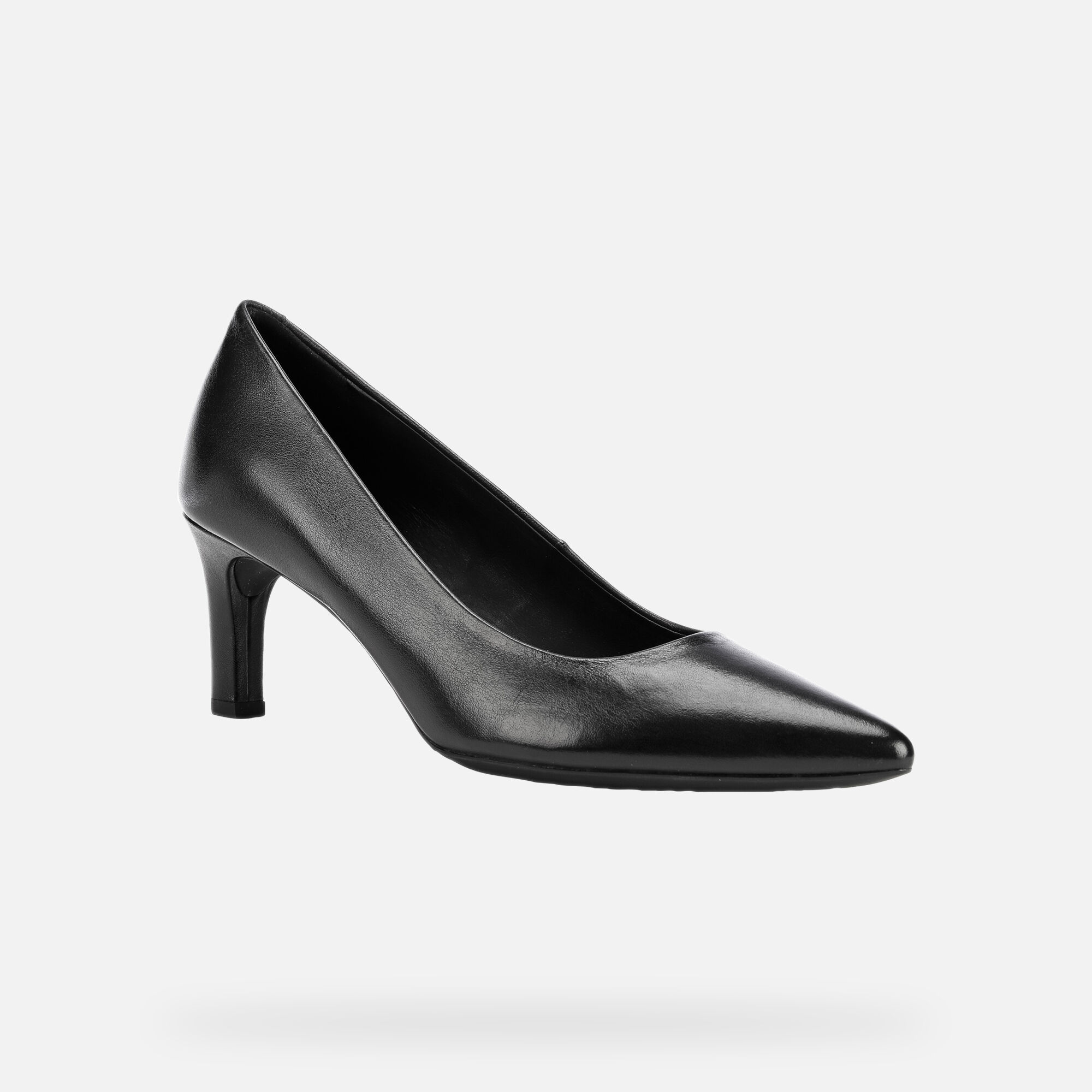 Geox BIBBIANA Woman: Black Shoes | Geox