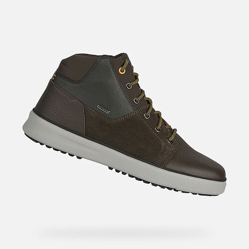 BOOTS MAN GEOX CERVINO ABX MAN - null