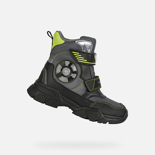 LIGHT-UP SHOES NEVEGAL ABX BOY