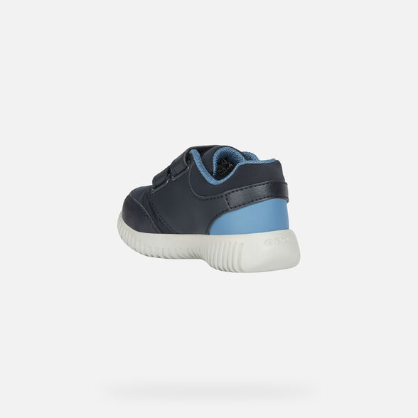 SNEAKERS BABY GEOX WAVINESS BABY BOY - 4