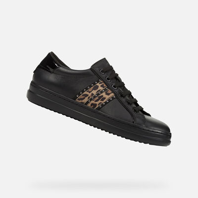 LOW TOP WOMAN GEOX PONTOISE WOMAN